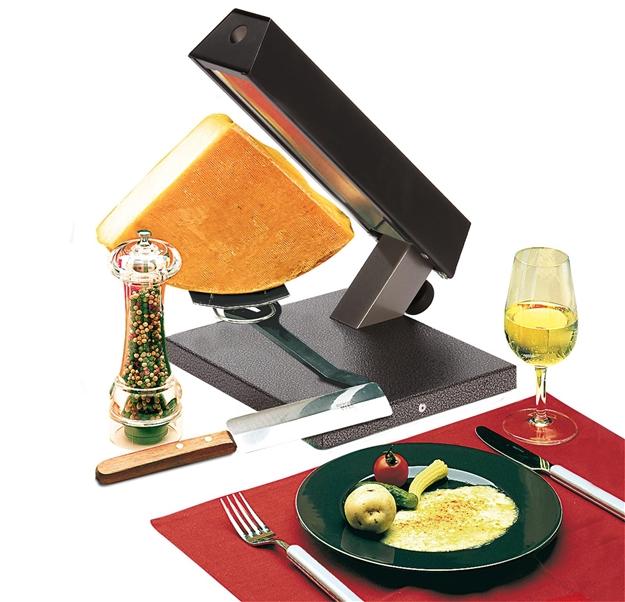 La vraie raclette tom press - Vrai appareil a raclette ...