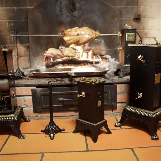 R tir la broche bien plus facile que le barbecue tom - Que faire au barbecue original ...