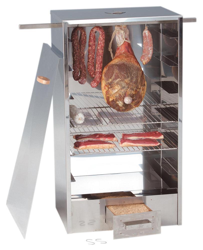 Fumoir viande for Fumoir a froid maison