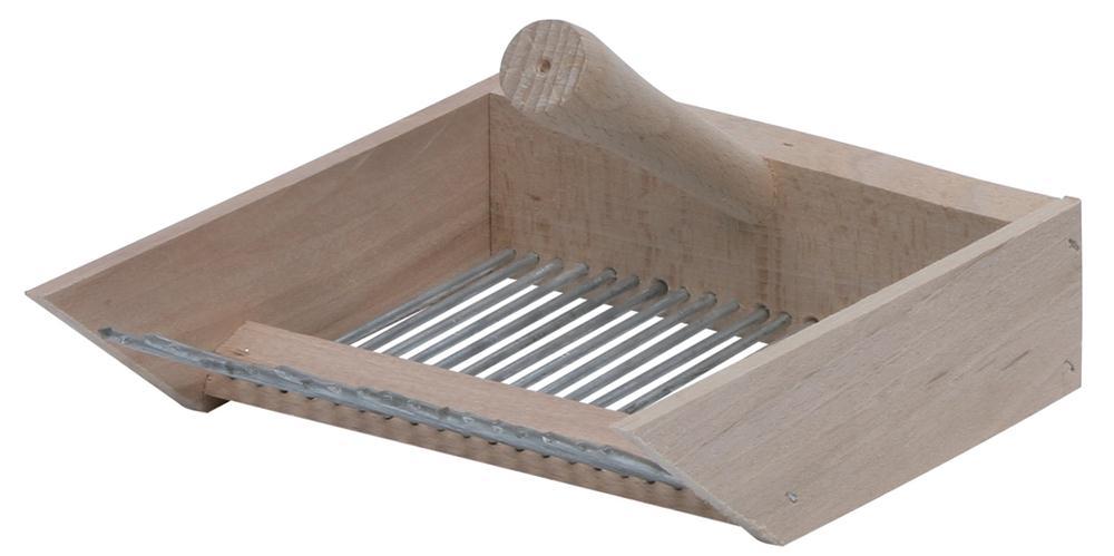 peigne myrtilles en bois petit mod le tom press. Black Bedroom Furniture Sets. Home Design Ideas