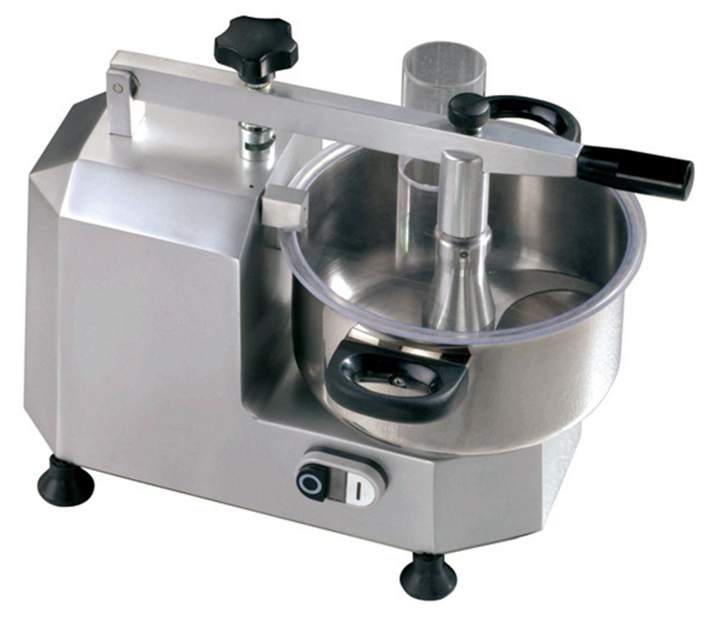 cutter mixer professionnel cuve de 5 litres tom press