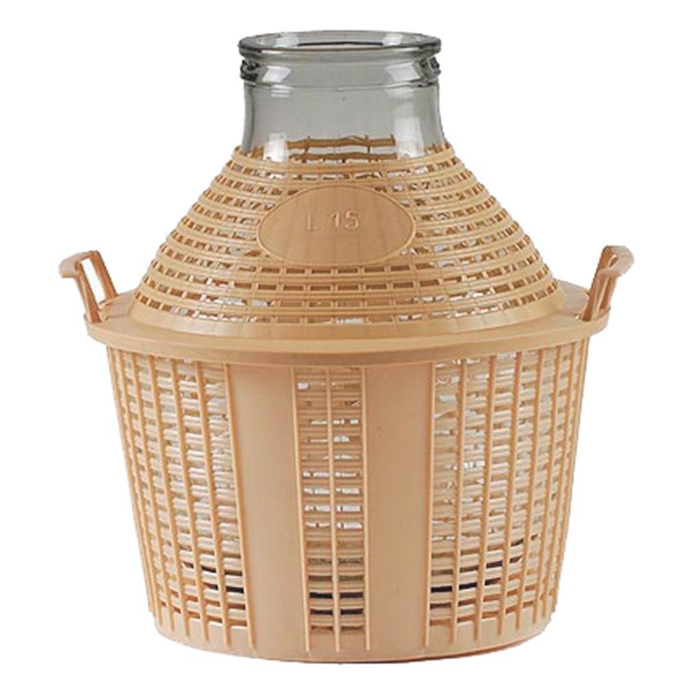 bonbonne en verre ouverture large 15 litres tom press. Black Bedroom Furniture Sets. Home Design Ideas