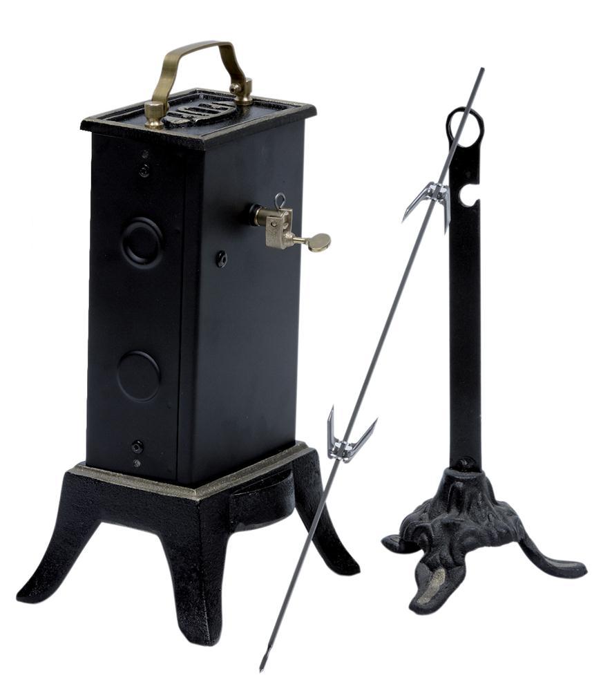 tournebroche lectrique un moteur 8 kg tom press. Black Bedroom Furniture Sets. Home Design Ideas