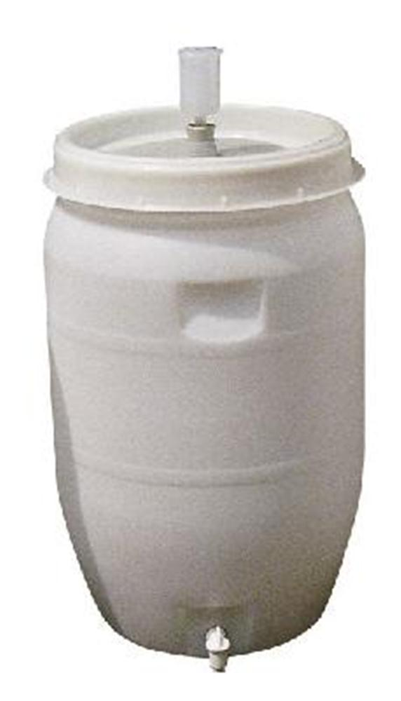 cuve de fermentation plastique 120 litres tom press. Black Bedroom Furniture Sets. Home Design Ideas