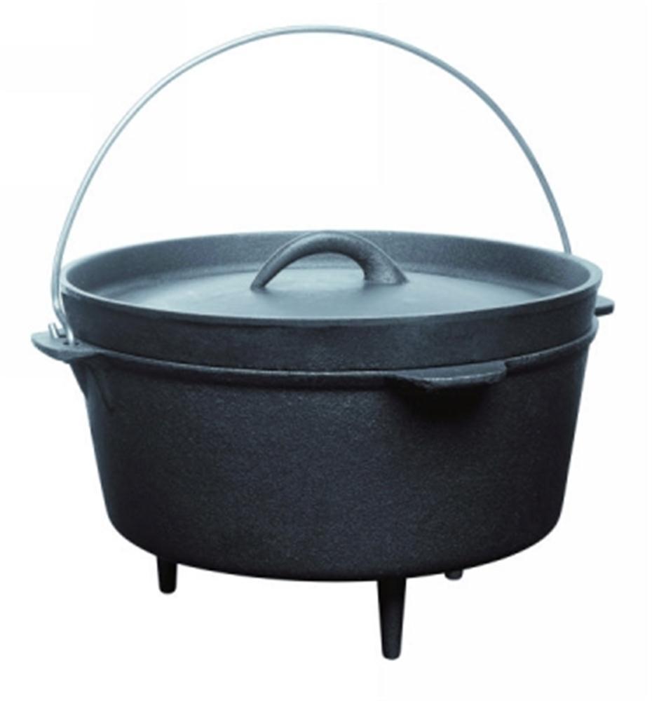 Cocotte en fonte 3 litres tom press for Hoya para cocinar