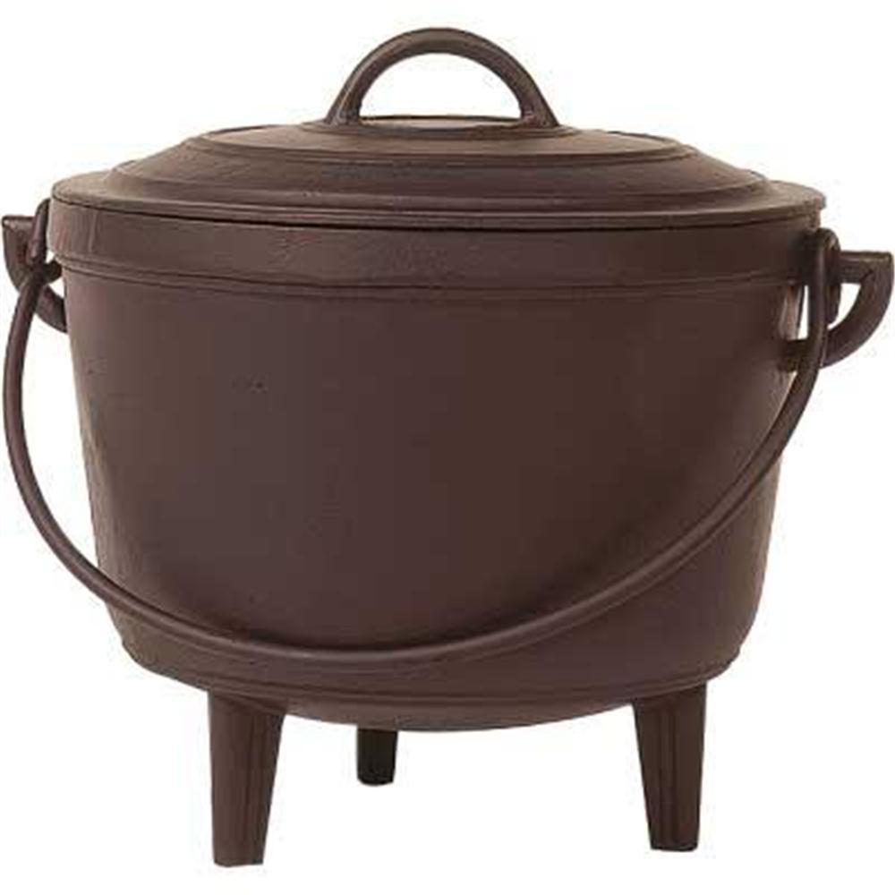 chaudron fonte 17 litres tom press. Black Bedroom Furniture Sets. Home Design Ideas