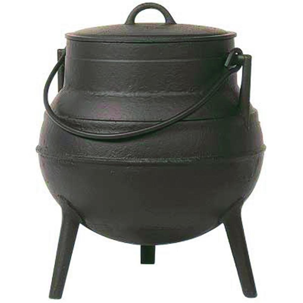 chaudron fonte 30 litres tom press. Black Bedroom Furniture Sets. Home Design Ideas