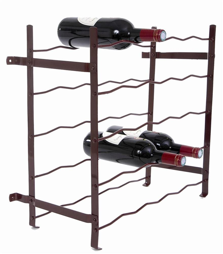 Range bouteille 25 casiers tom press - Meuble bouteille ...
