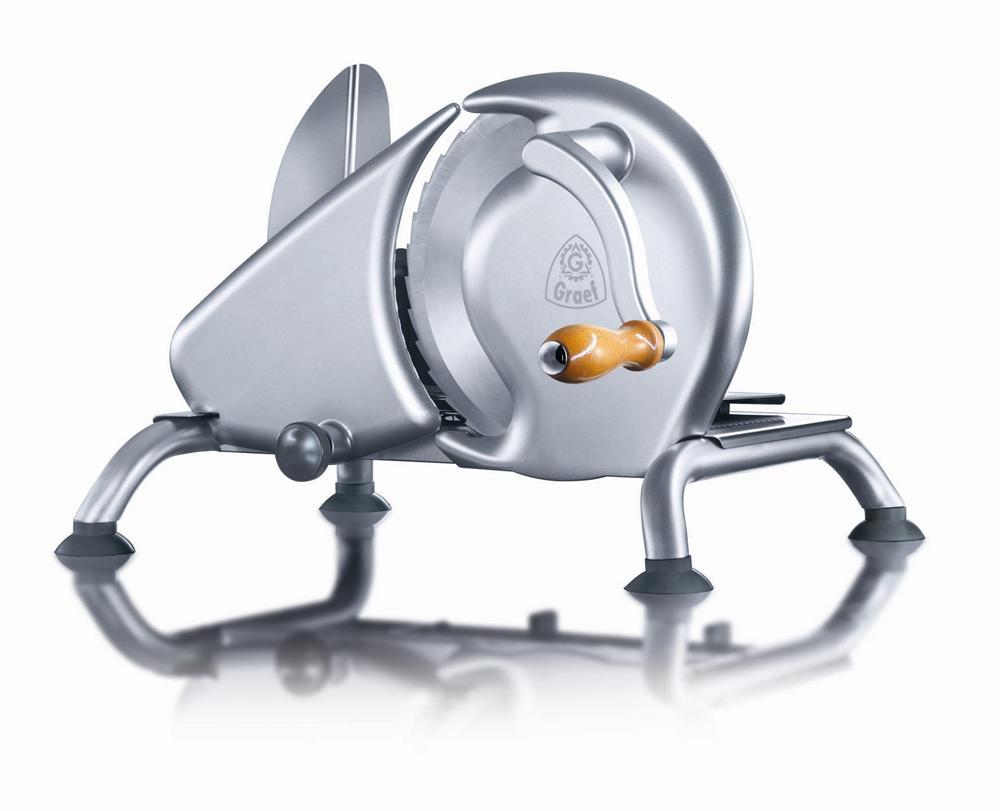 Trancheuse charcuterie manuelle table de cuisine - Machine a couper le jambon manuelle ...