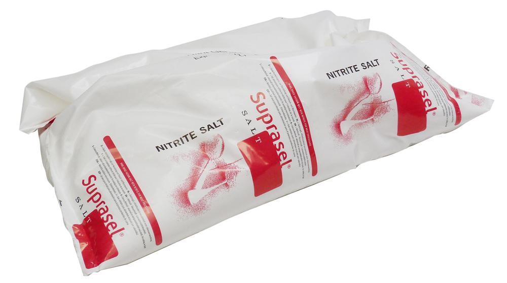 Sel nitrit pour salaison et foie gras 5 kg tom press - Desherber au gros sel ...