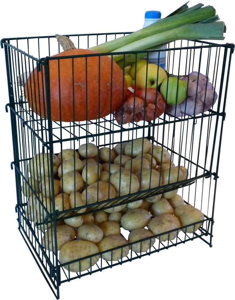 resserre pommes de terre et l gumes 50 kg tom press. Black Bedroom Furniture Sets. Home Design Ideas