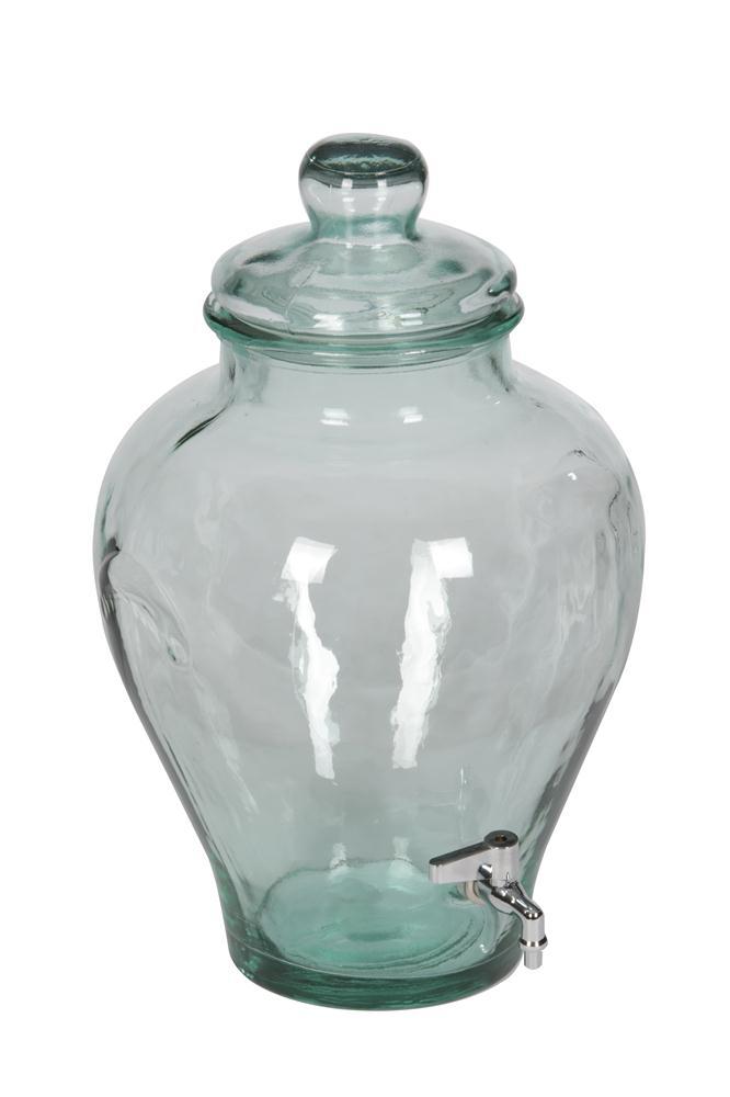 bonbonne jarre 12 litres avec robinet tom press. Black Bedroom Furniture Sets. Home Design Ideas