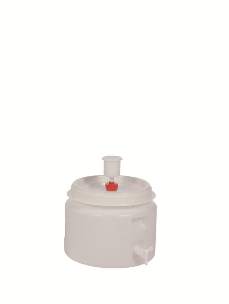 cuve de fermentation plastique 30 litres tom press. Black Bedroom Furniture Sets. Home Design Ideas