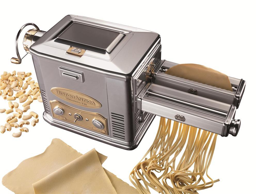 machine p tes professionnelle lectrique marcato 3 en 1 tom press. Black Bedroom Furniture Sets. Home Design Ideas