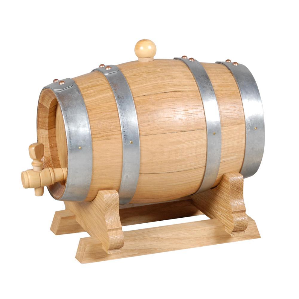 Achat Stere De Bois - Tonnelet ch u00eane 10 litres Tom Press