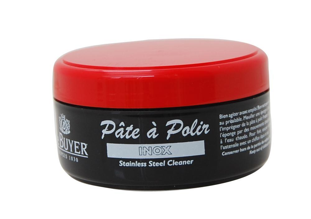 P te polir for Polir aluminium miroir