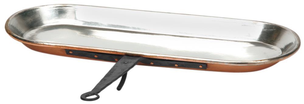 l che frite cuivre 60 cm tom press. Black Bedroom Furniture Sets. Home Design Ideas