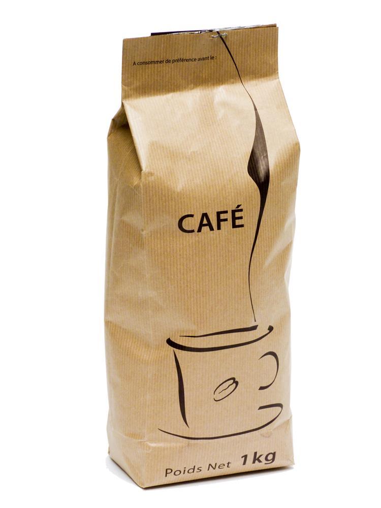 paquet de caf moulu 1 kg pour cafeti re filtre tom press. Black Bedroom Furniture Sets. Home Design Ideas