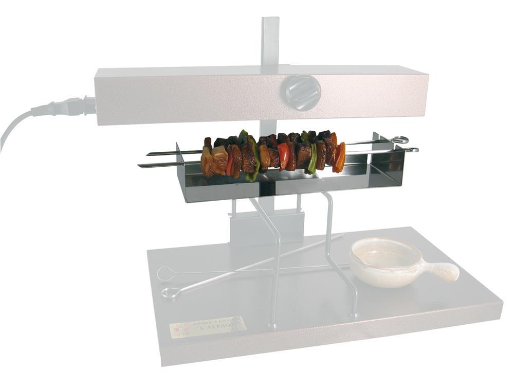 option brochettes pour appareil raclette fromage tom press. Black Bedroom Furniture Sets. Home Design Ideas