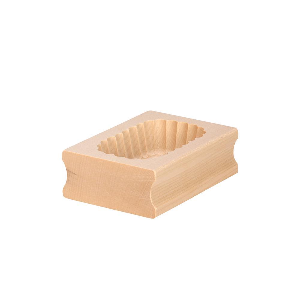 moule beurre ovale 125 grammes tom press. Black Bedroom Furniture Sets. Home Design Ideas