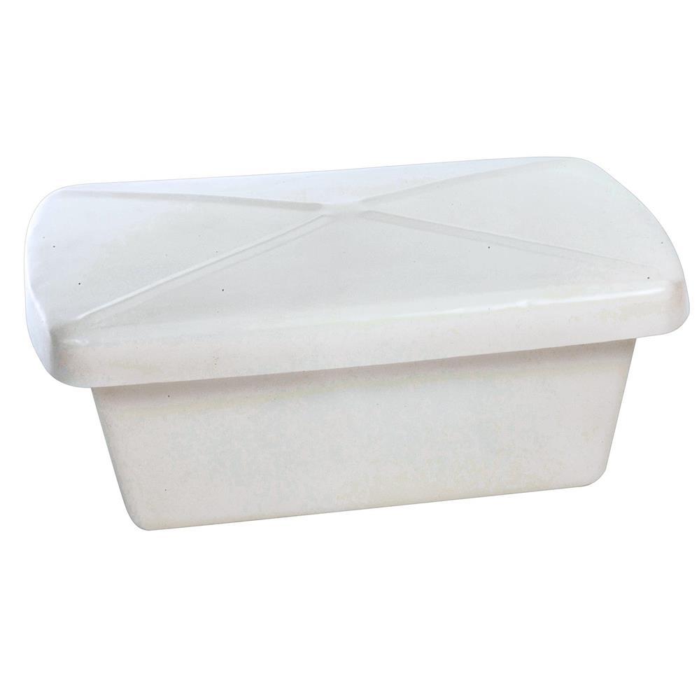 Bac Plastique Avec Couvercle 60 L Ciabiz Com