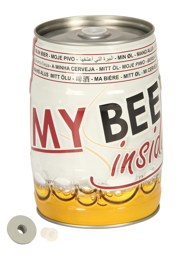 Préférence Fût à bière pression vide 5 litres - Tom Press LY64