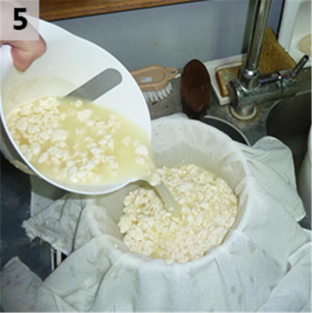 comment faire du fromage et de la tomme maison