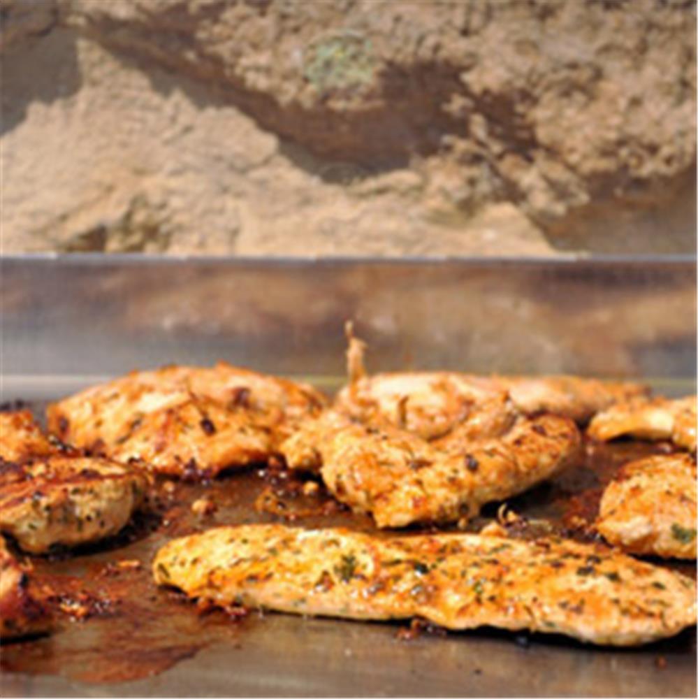 Plancha astuces cuisson tom press for Viande a la plancha