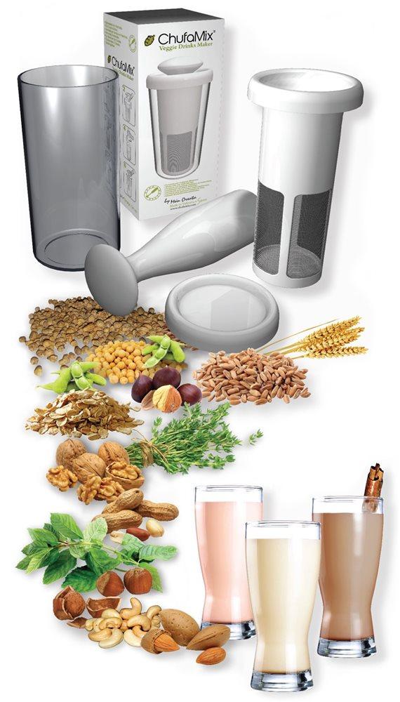 Filtre pour laits végétaux pour mixeur plongeur - Tom Press