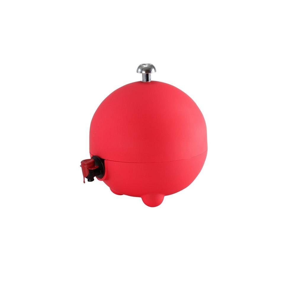 pr sentoir pour bag in box 3 l rouge tom press. Black Bedroom Furniture Sets. Home Design Ideas