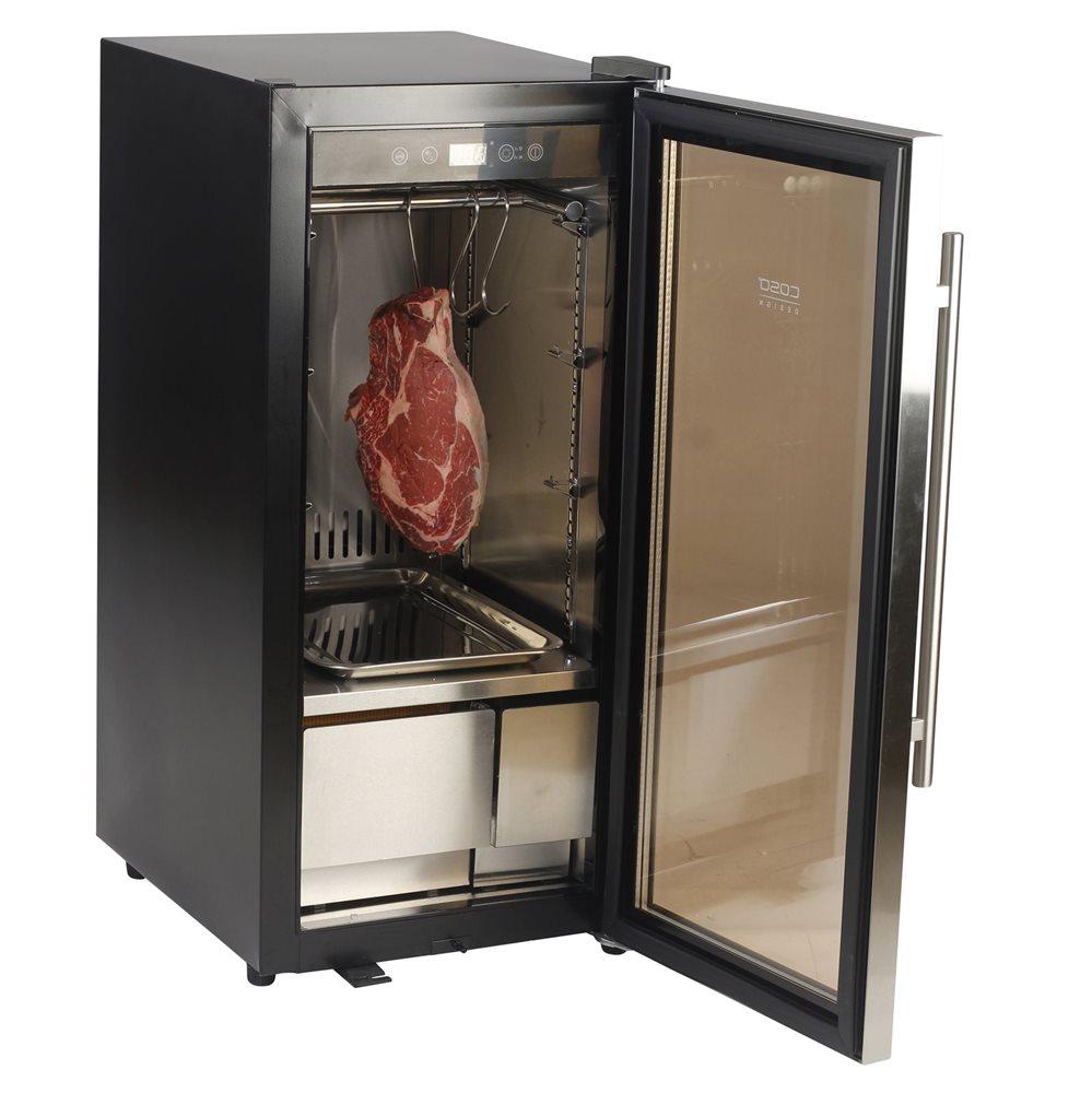 Chambre De Vieillissement Pour La Viande : Chambre de maturation pour la viande tom press