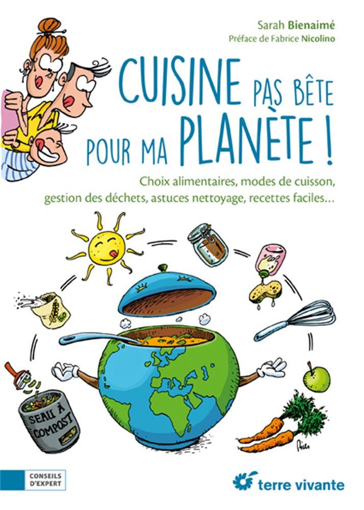 edac3c2110f4 Cuisine pas bête pour ma planète - Tom Press