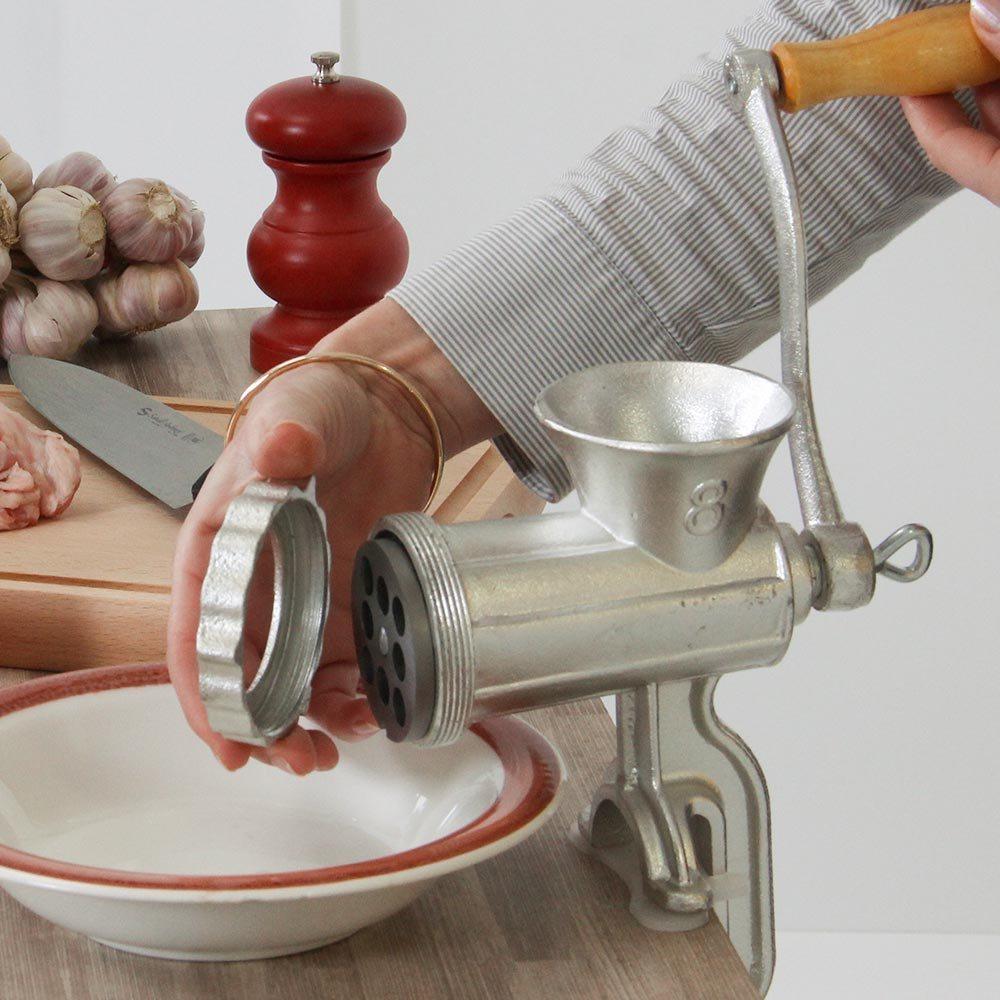 Comment Nettoyer Une Plancha En Fonte comment nettoyer un hachoir manuel à viande ? - tom press