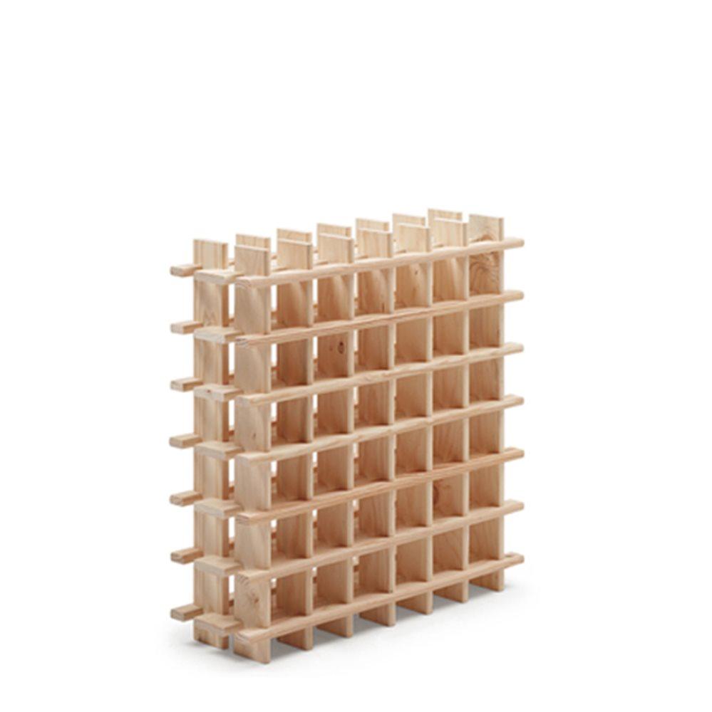 Fabriquer Casier À Bouteilles En Bois casier en bois pour 36 bouteilles de vin - tom press