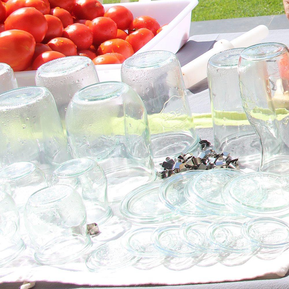 Comment nettoyer des bocaux en verre ? - Tom Press