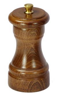 Poivrier manuel bois 10 cm