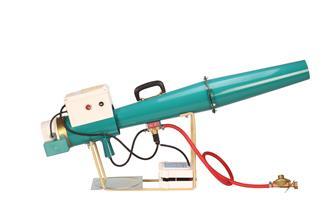Canon effaroucheur à gaz automatique