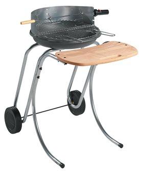 barbecues bois charbon de bois tom press. Black Bedroom Furniture Sets. Home Design Ideas