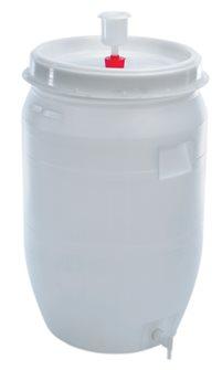 Cuve de fermentation plastique 60 litres